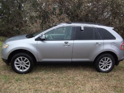 2007 Ford Edge SEL (Light Sage Metallic - Green)