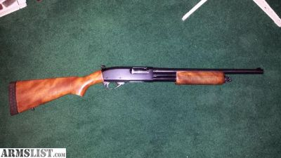 For Trade: Remington wingmaster 870 police.