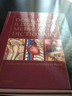Dorlands Illustrated Medical Dictionary 31ST