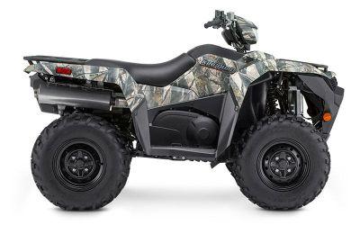 2019 Suzuki KingQuad 500AXi Power Steering Camo ATV Utility Santa Clara, CA