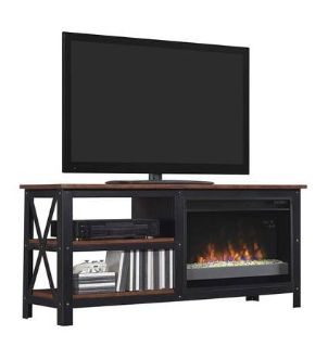 Classic Flame Grainger Electric Fireplace Entertainment Center - New!