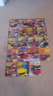 19 Chevy Magazines 1988-1997