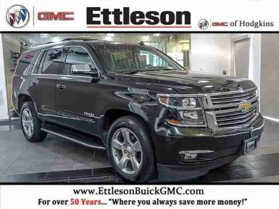 Used 2015 Chevrolet Tahoe 4WD 4dr