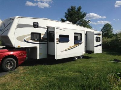 2010 Jayco Eagle Super Lite 31.5 FBHS