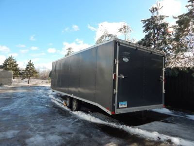 2014 ATC Trailer NORAB8522+6-2S3.5K Equipment Trailer Trailers Concord, NH