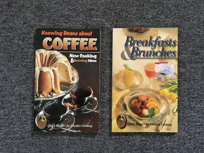 Coffee and Breakfast & Brunches - Quick recipes for creative cooking