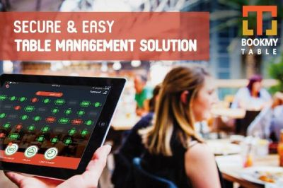 Book My T |The Best Restaurant Management Solution | Free Table Management System