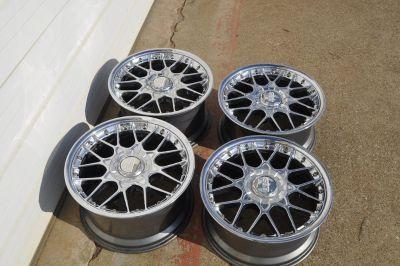 BBS RS2(RSII) wheels 18x8.5 18x10