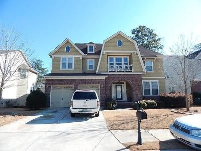 4 Bed 4 Bath Foreclosure Property in Fairburn, GA 30213 - Challedon Dr