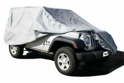 Sell Rampage 1204 Custom Car Cover Fits 07-16 Wrangler (JK) motorcycle in Burleson, TX, United States, for US $72.00