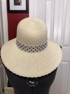 Cute banded summer hat