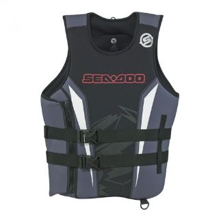Purchase Sea-Doo Neoprene Force Pullover PFD- Life Jacket Vest -Red motorcycle in Sauk Centre, Minnesota, United States, for US $109.99