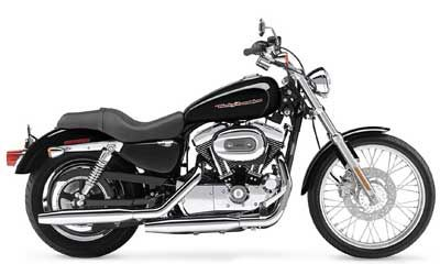 2004 Harley-Davidson Sportster XL 1200 Custom Sport Greensburg, PA