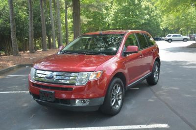 2008 Ford Edge SEL (Red)