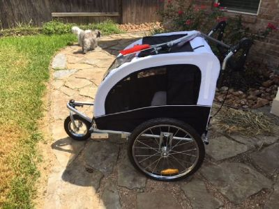 AuSum Doggy Bike Buggy