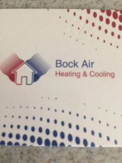 Bock Air Heating and Cooling