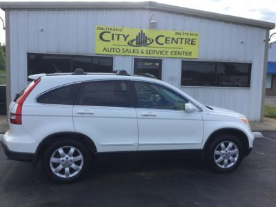 2008 Honda CR-V EX-L (White)