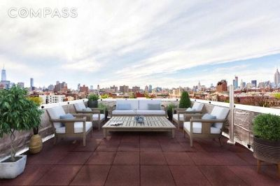 Spacious Penthouse Apt (Alphabet City)