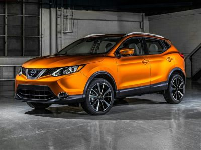 2017 Nissan Rogue Sport S (Magnetic Black)