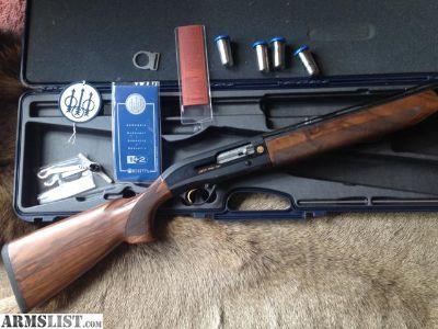 For Sale: Beretta AL 391 Urika Gold Sport 12 ga Auto