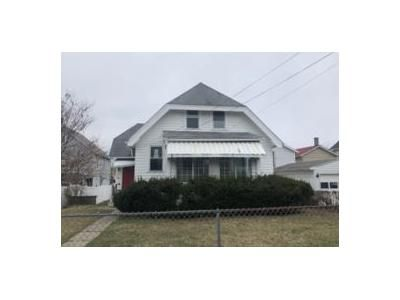 4 Bed 1 Bath Foreclosure Property in Scranton, PA 18504 - Academy St