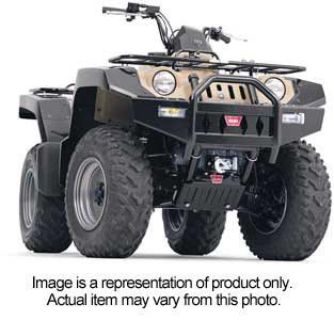 Purchase WARN ATV BUMPER GRIZZLY 700 75221 motorcycle in Ogden, Utah, US, for US $204.26