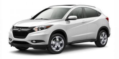 2016 Honda HR-V EX-L w/Navi (White Orchid Pearl)