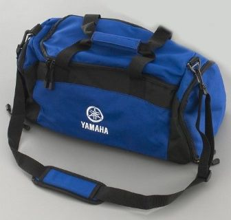 Buy Yamaha Waverunner Jetboat Outboard Blue Deluxe Gym Bag CRP-09GYM-RB-NS motorcycle in Millsboro, Delaware, United States, for US $32.95