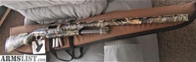 For Sale: Benelli Super Nova Pump Action Model 20115