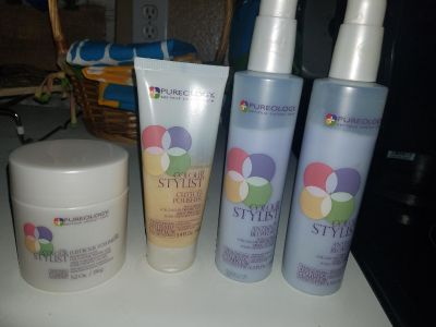 Purelogy hair products
