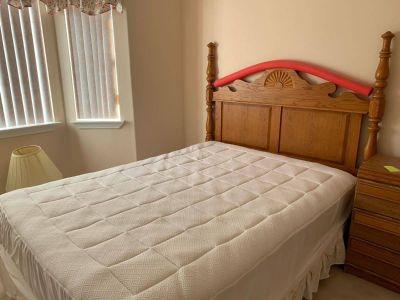 Queen Size bed room set - (Monterey Park)