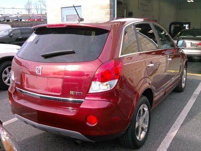 2009 Saturn Vue Hybrid (Crystal Red Tintcoat)