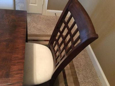 $45, 6 Dining Table chairs