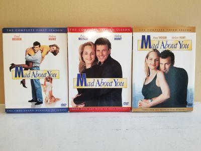 Mad About You ( Seasons 1-3) DVD