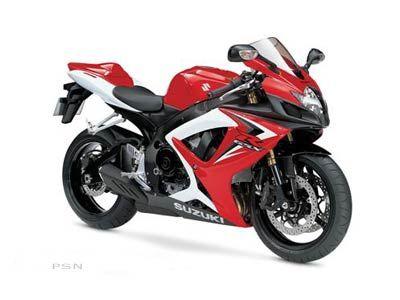 2007 Suzuki GSX-R600 SuperSport Motorcycles Eden Prairie, MN