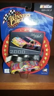 Dale Earnhardt Sr. Peter Max 1/64 scale car in package