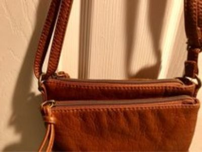 Soft Leather Body Purse