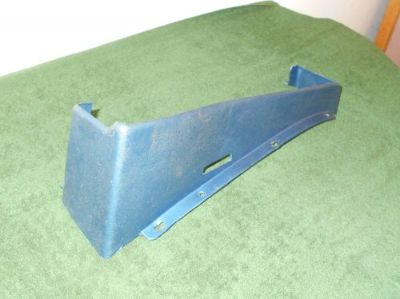 Purchase 1964 1965 1966 Thunderbird Hardtop Convertible BUCKET SEAT RH LOWER TRACK TRIM motorcycle in Vancouver, Washington, United States, for US $79.00