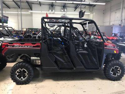 2019 Polaris Ranger Crew XP 1000 EPS Premium Utility SxS Utility Vehicles Corona, CA