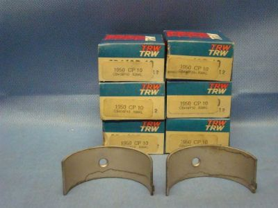 Find Chevrolet 235 261 Rod Bearing Set 010 6 cyl Corvette Bel Air Chevy Truck 1953-62 motorcycle in Vinton, Virginia, United States, for US $70.00