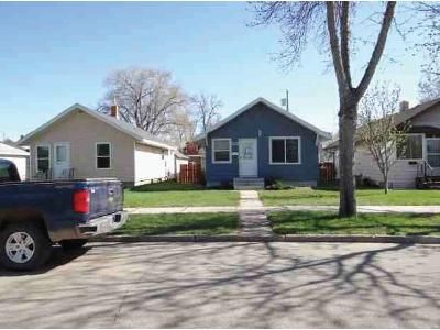 1 Bed 1 Bath Foreclosure Property in Williston, ND 58801 - 4th St W