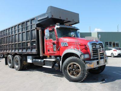 $6,290 Down / Tandem Axle Dump Truck / 93k Miles