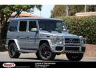 Used 2018 Mercedes-Benz G-Class Gray, 7.72K miles
