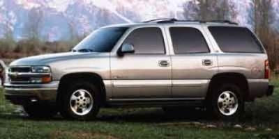 2002 Chevrolet Tahoe LS (Indigo Blue Metallic)