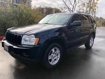 2005 Jeep Grand Cherokee Laredo (Blue)