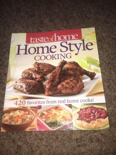 Hope style cooking cookbook