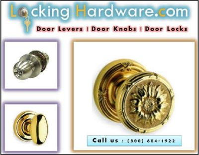 Privacy Latchset with Knob Handle from the Latchset Knob Collection