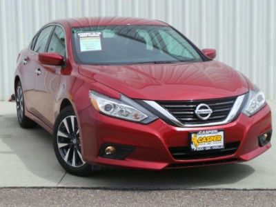 2017 Nissan Altima 2.5 (Red)