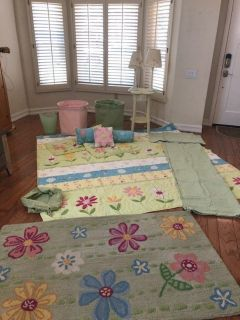 Girls Bedding - Pottery Barn