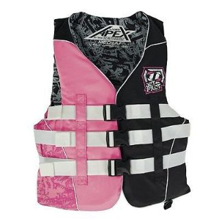 Purchase YAMAHA WOMENS APEX NYLON PFD PINK SMALL motorcycle in Maumee, Ohio, United States, for US $42.99